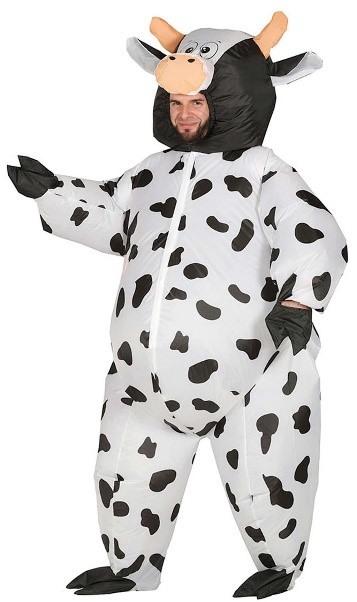 costume de vache