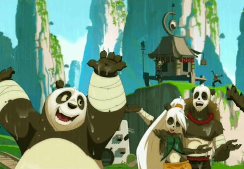 Pandas wakfu