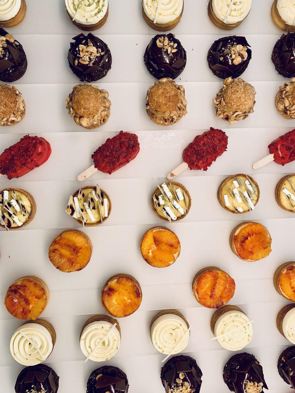 Pâtisseries d'Olivier Stehly