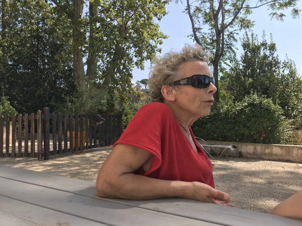 Marie Maurage de la Ferme de la Tour des pins