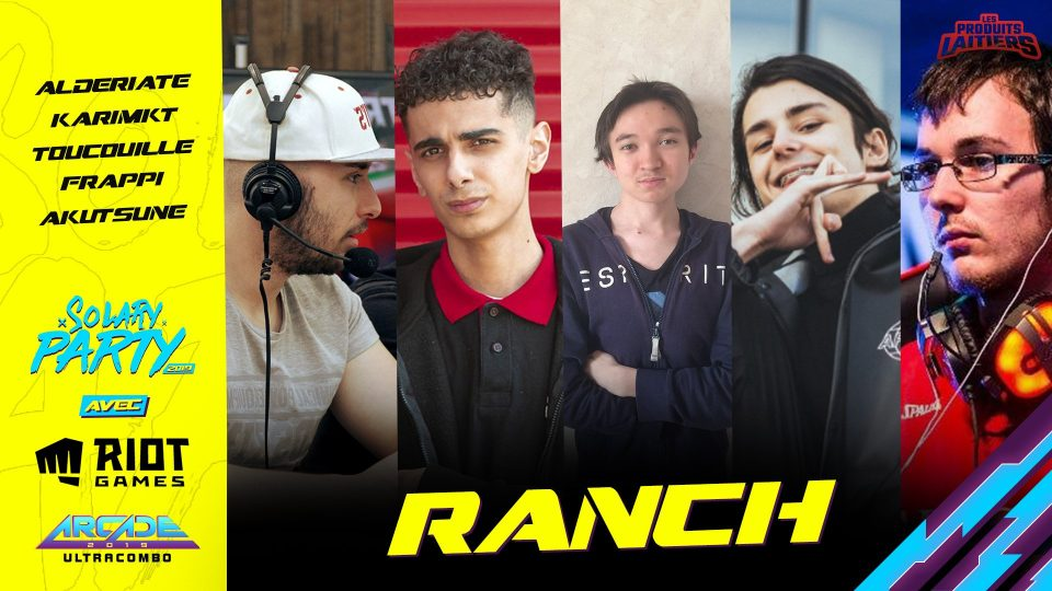Team Ranch Solary Party 2019