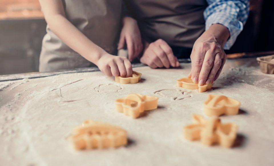 Cuisiner avec les seniors