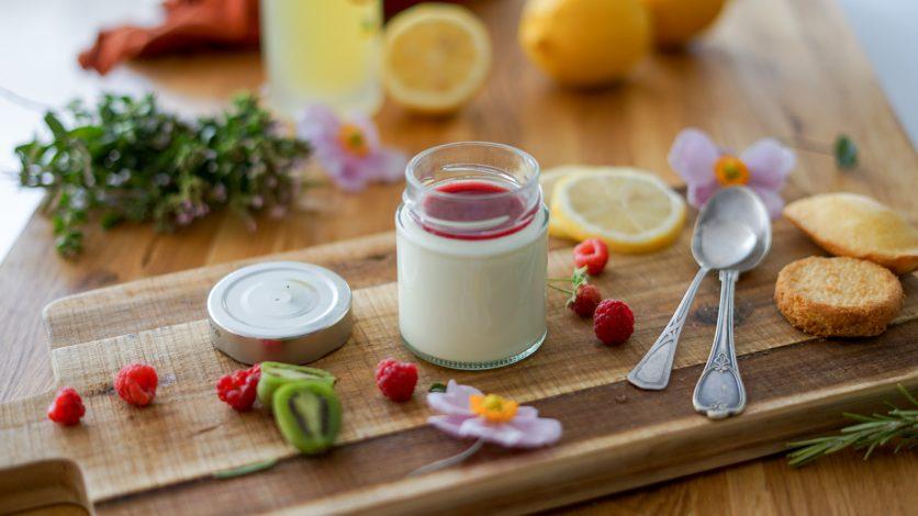 recette de la panna cotta au limoncello