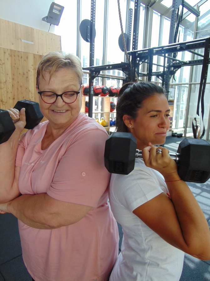 Episode #6 Crossfit : Interview Ping-Pong avec Roxane et Christiane