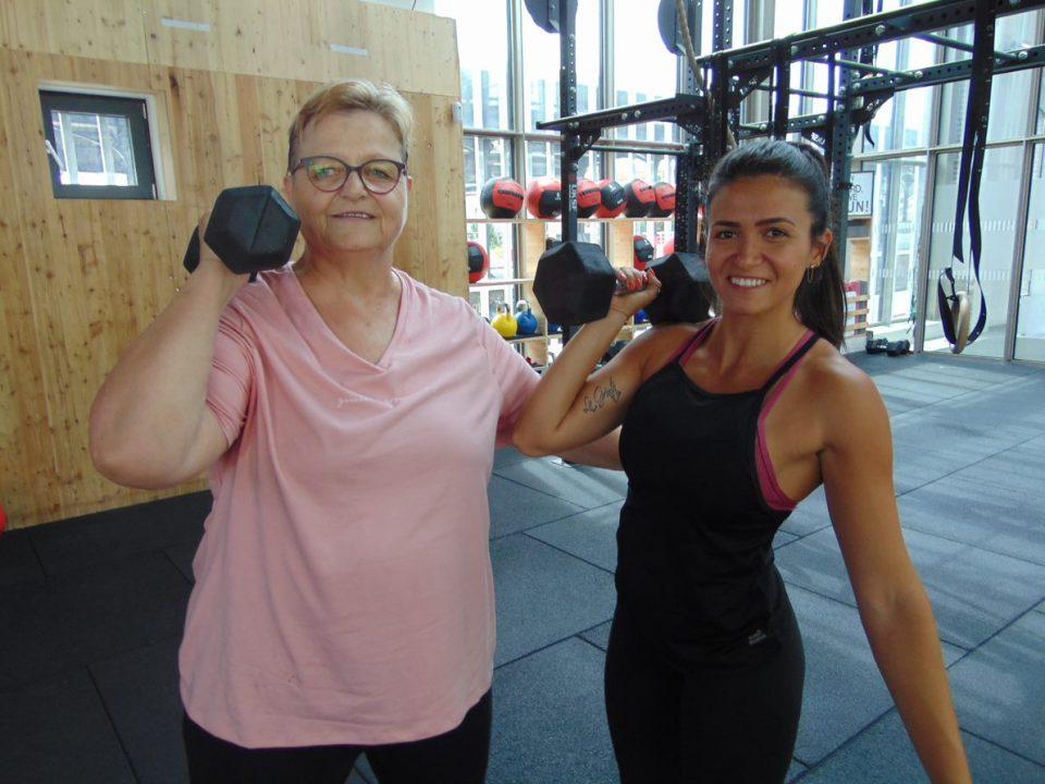 Episode #6- Crossfit : le choc des générations avec Roxane et Christiane