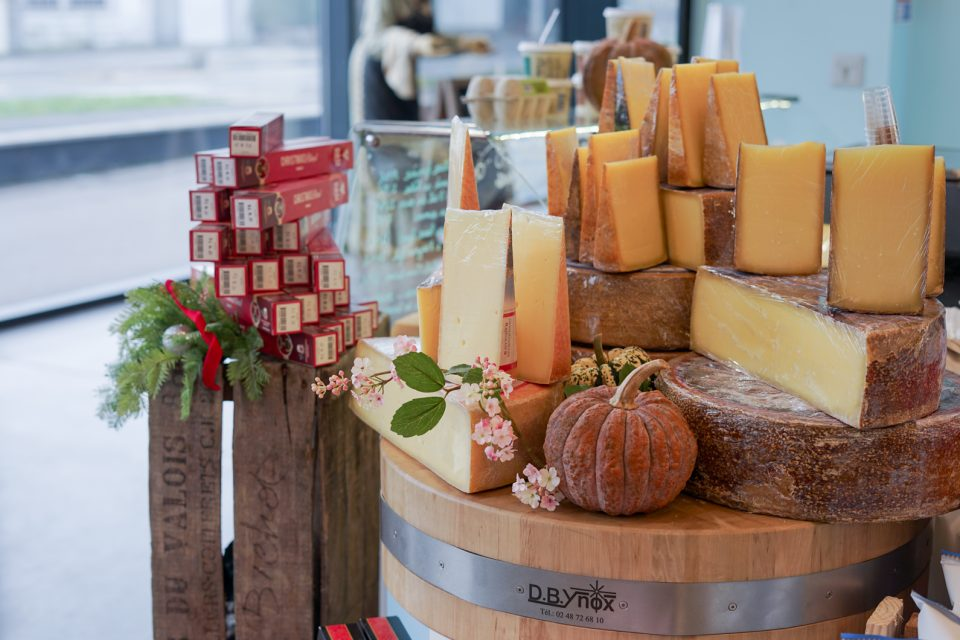 MEALK : ses fromages