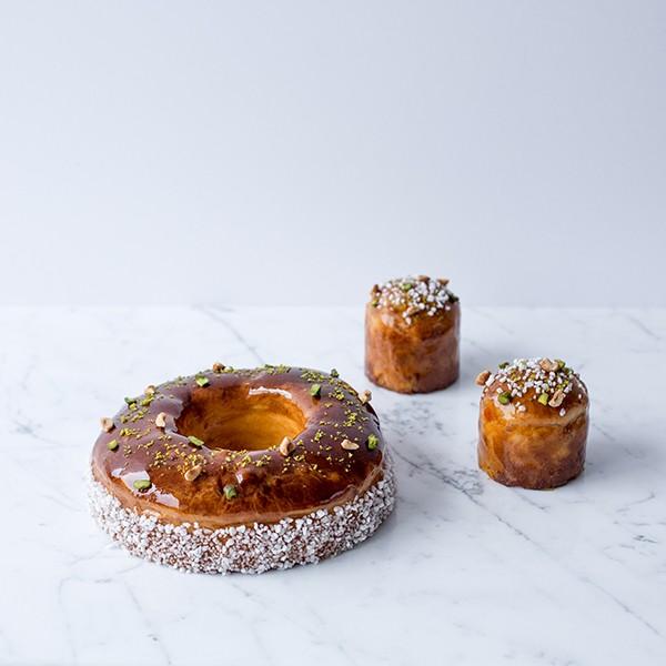 le gâteau des rois de Cyril Lignac