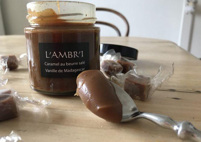 le caramel au beurre salé de Lambr1
