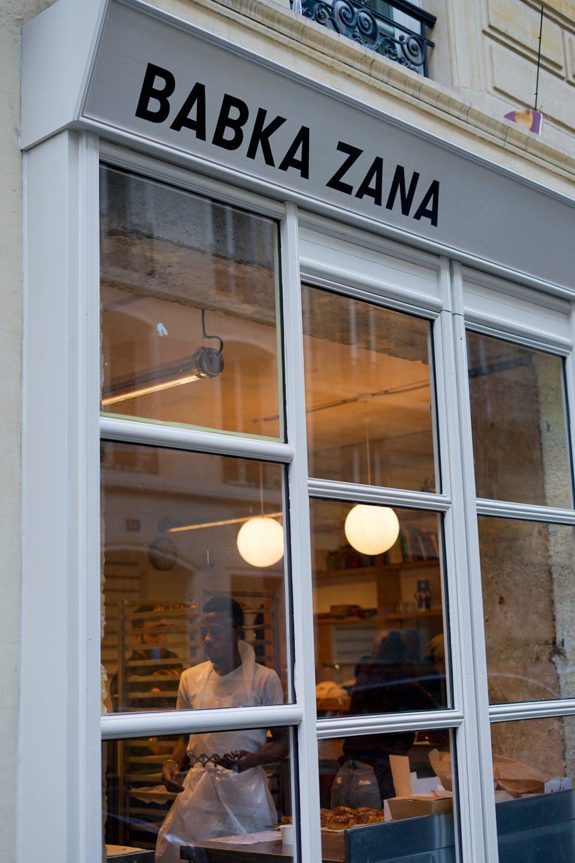 Babka Zana à Paris
