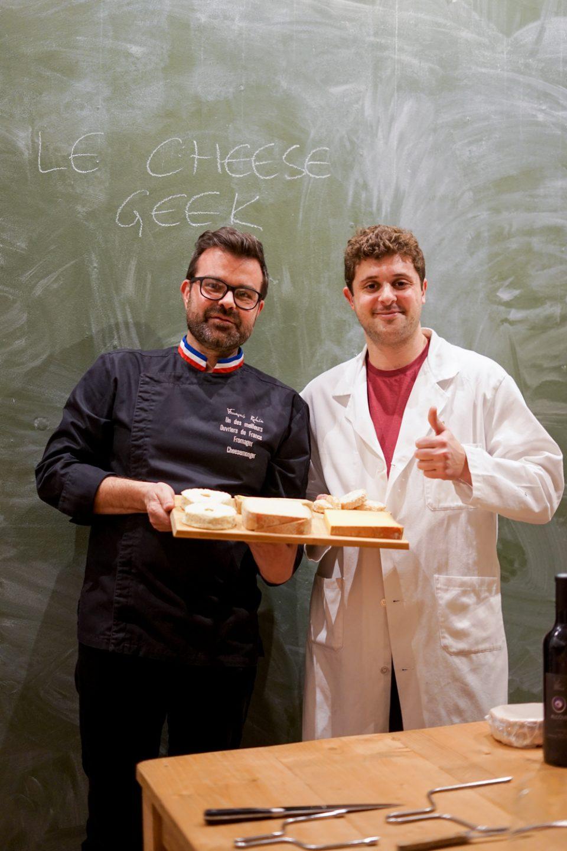 Cheese geek