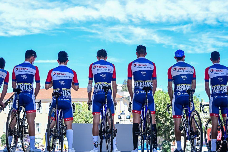 Equipe 2 - Tour de France 2020