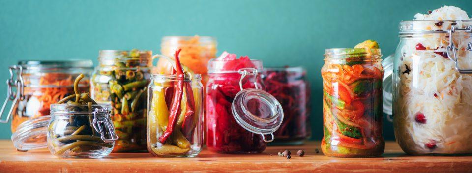 Lacto-fermentation des aliments